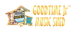 Good Time Jr. Music Shed