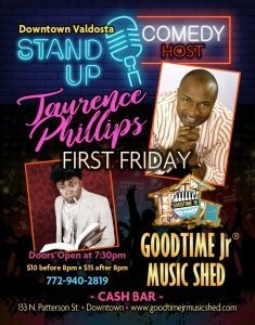 First Friday Comedy Show