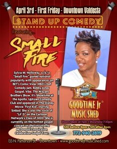 First Friday Comedy Show Valdosta